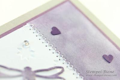 Geburtstagskarte Libellen; Stampinup; Matchthesketch; Einfach zauberhaft; stempel-biene; Karte nähen; Stampinup Katalog 2017