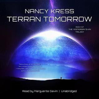 nancy kress terran tomorrow cover