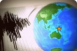 Gempa Bumi 4.1 SR Guncang Kota Sorong dan Tambrauw