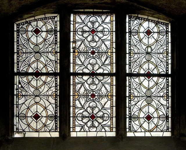 How to Stain GLASS WINDOWS