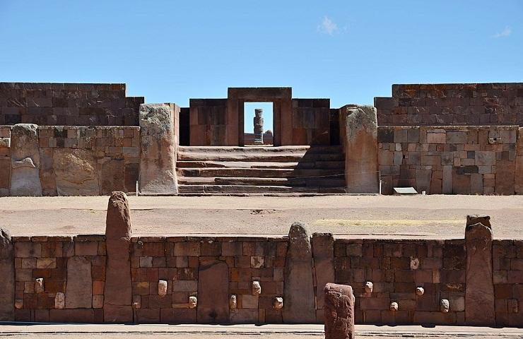 lugares turisticos de la paz bolivia tiahuanaco