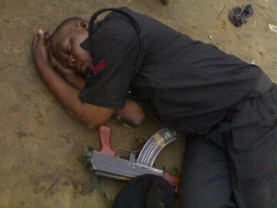 How drunk policeman died after quarelling with girlfriend