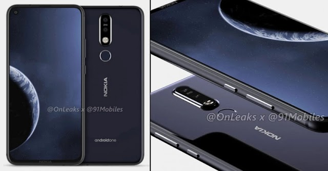 New phone Nokia X71 rear panel leaks, and confirms the dual rear camera setting
