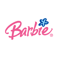 Logo Barbie Vector - Png