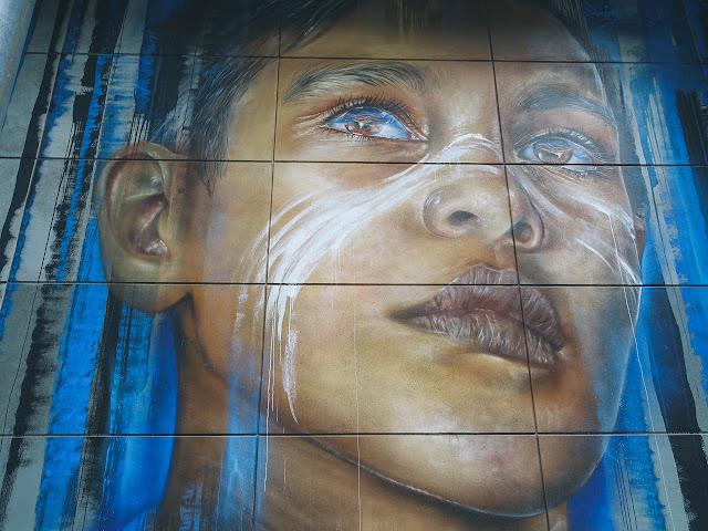 Upper West Side Street Art Precinct