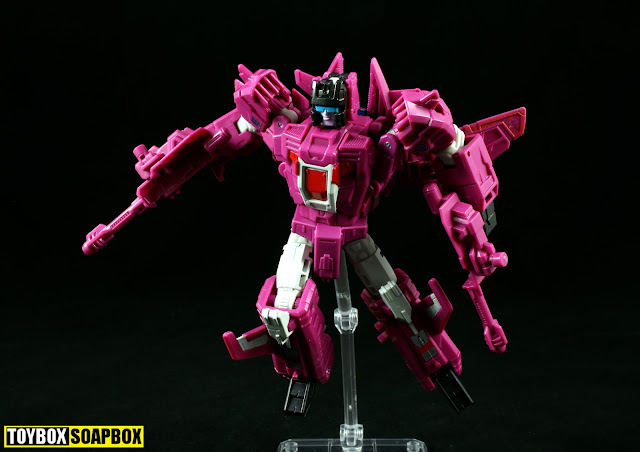 titans return misfire guns