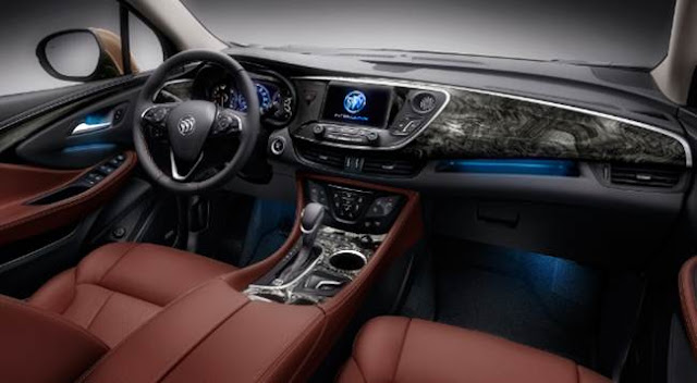 2018 Buick Envision Redesign, Release Date