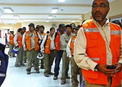 Cifran en cerca de 200 los trabajadores despedidos en los últimos meses en el sector minero en el norte del país