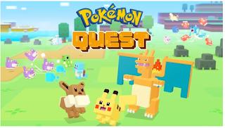 Tải game Pokemon Quest