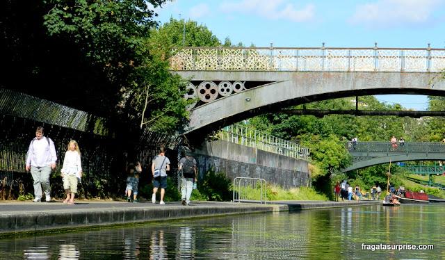 Regent's Canal, Londres