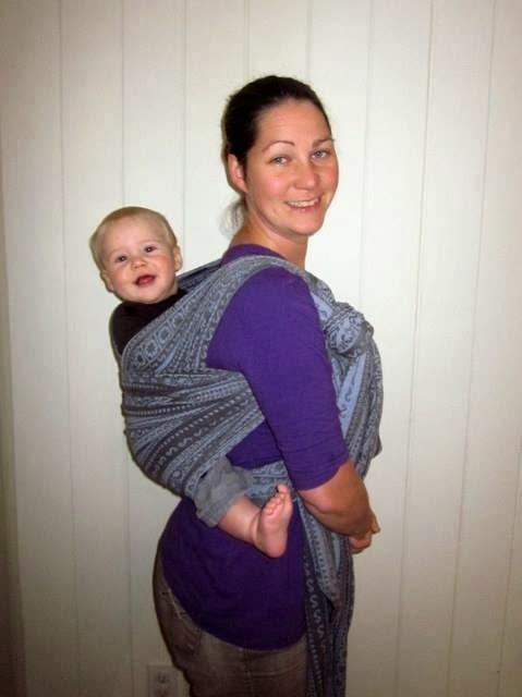 26b90680465 Ottawa Babywearing Group  COTW  41 - Ellevill Jordan s Back Carry
