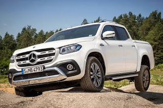 2019 Mercedes-Benz X 350 D 4MATIC