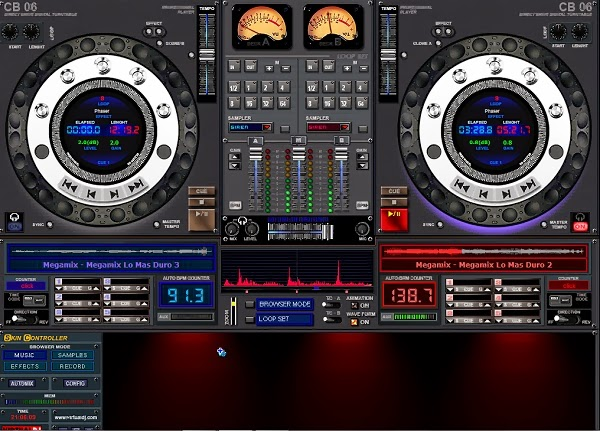 top 10 virtual dj skins