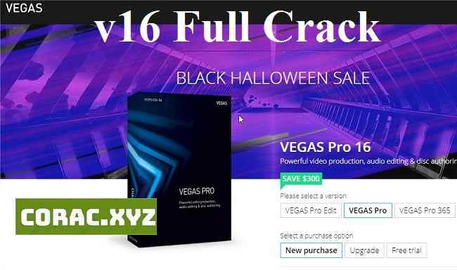 Sony Vegas Pro full