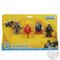 Toy Fair 2019 Mattel Imaginext DC Super Friends