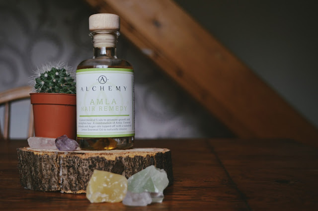 Alchemy Oils Amla Hair Remedy Review