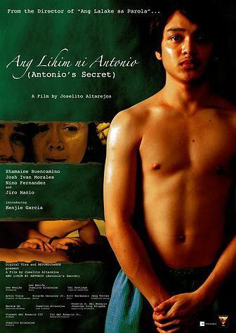 VER ONLINE Y DESCARGAR: El Secreto de Antonio - Pelicula - Filipinas - 2008 en PeliculasyCortosGay.com