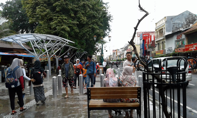 Kawasan Wisata Malioboro Daerah Istimewa Yogyakarta