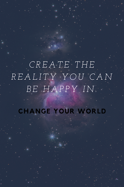 You hold the power to change your world. Now is the time to wield it.