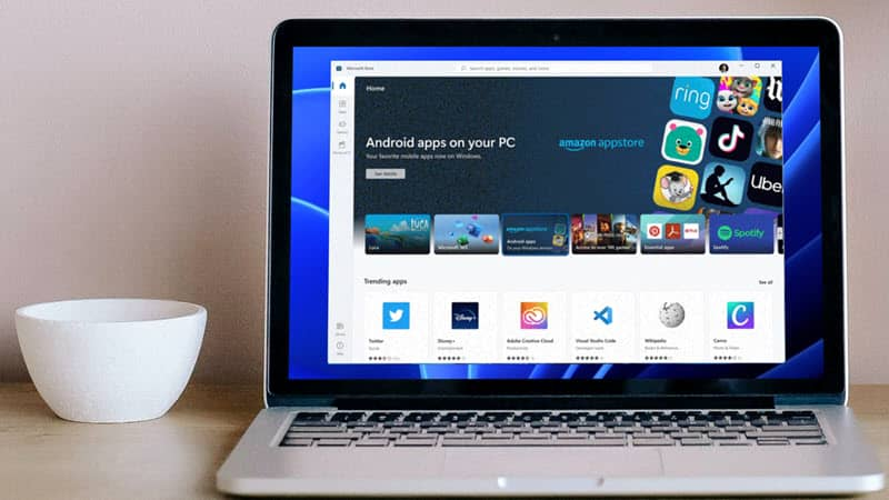Android apps support on Windows 11 won't be part of October 5 release