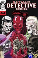 DC Renascimento: Detective Comics #970