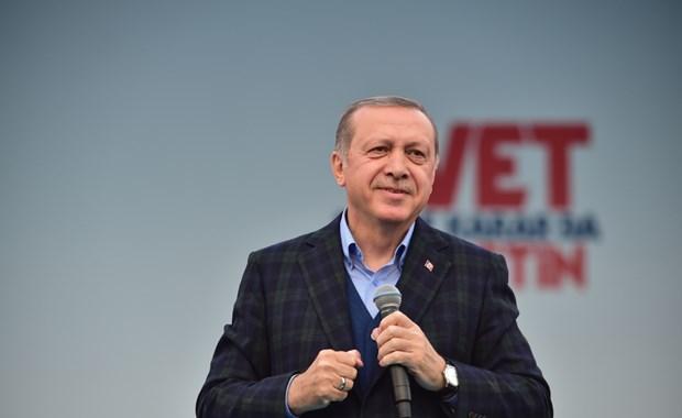 Ερντογάν: Δεν θα περιμένουμε για πάντα στο κατώφλι της ΕΕ