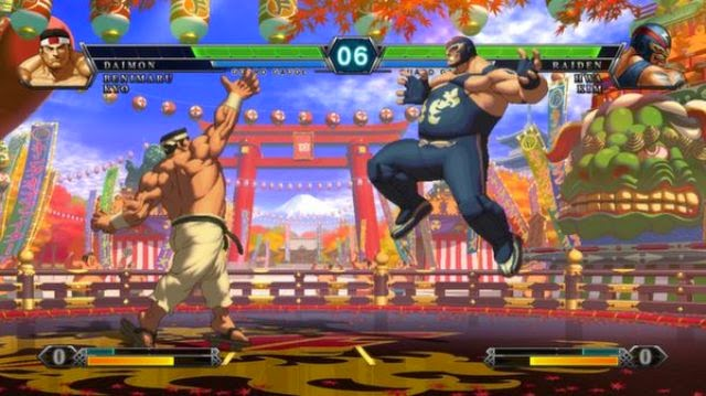 The King of Fighters 13 PC Gameplay