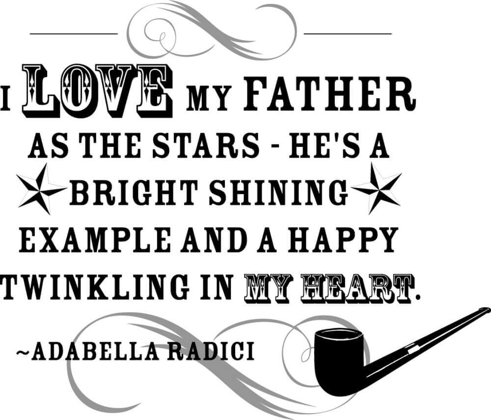 inspirational father day quotes