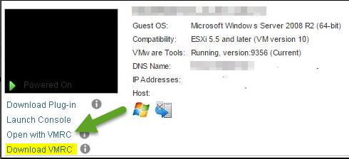 vCloudNotes : Information Sharing: vSphere Web client and