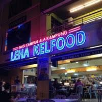 Restoran Leha Kelfood.Taman Melati,Kuala Lumpur.