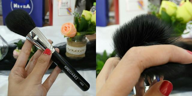 Kirei Jabez brush H05 – Powder Brush