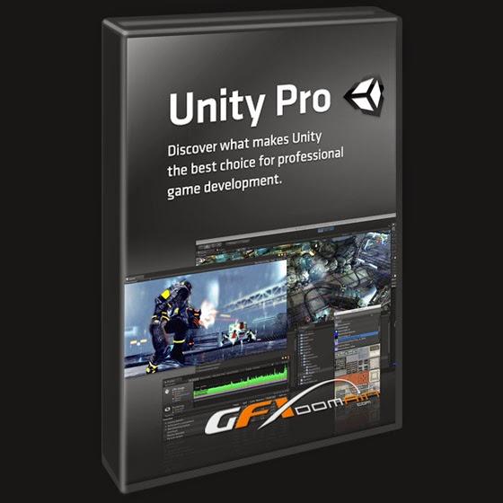Unity3D Pro 4.5.3f3 Aplikasi Untuk Membuat Game 2D Dan 3D