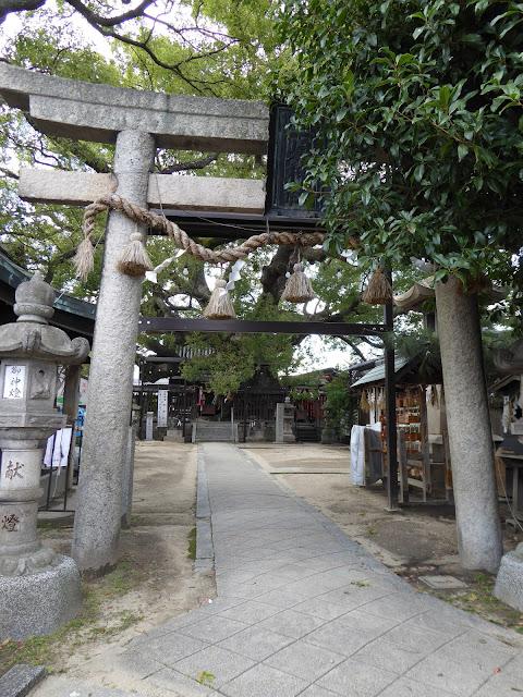 【大阪府門真市】三島神社