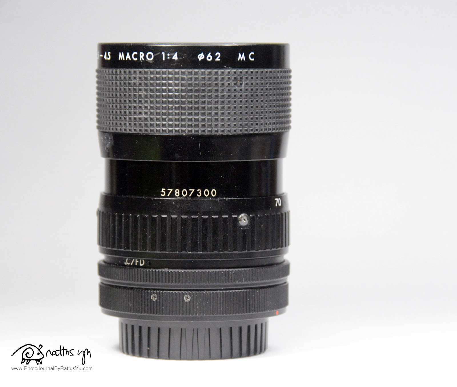 LENS PORN: Kiron 28-70mm f/3 5-4 5 Macro MC (Canon FD Mount) | Lens