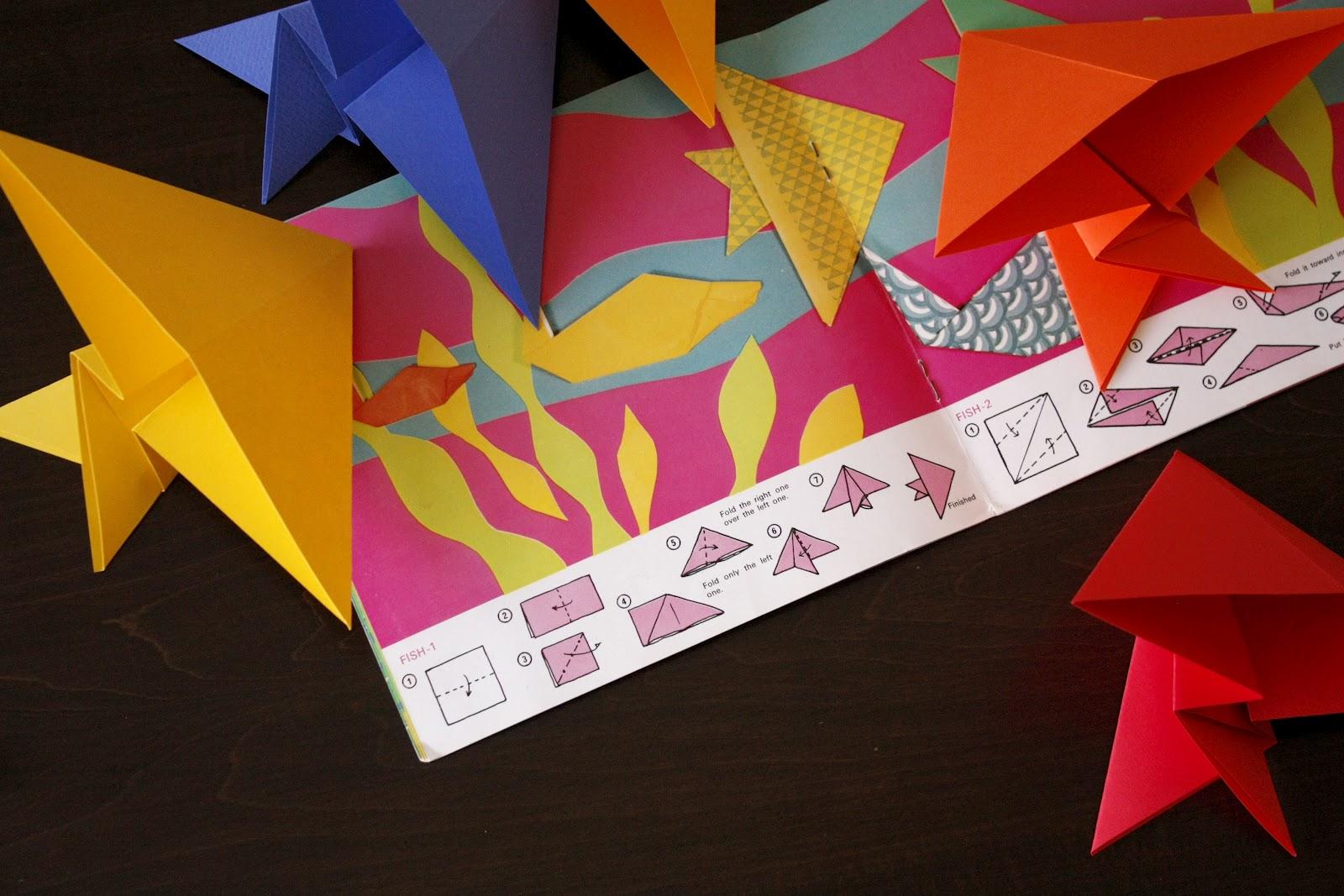 Origami Under the Sea by Robert J. Lang, John Montroll ... | 1067x1600