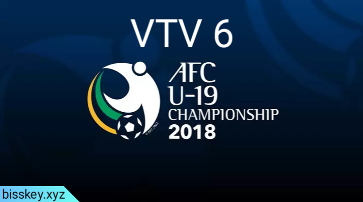 VTV 6 Vietnam Chanel Alternatif Nonton Piala AFC U-19 di Parabola