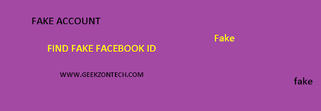 How To Find  Fake Account On Facebook With These 4 Steps 2017