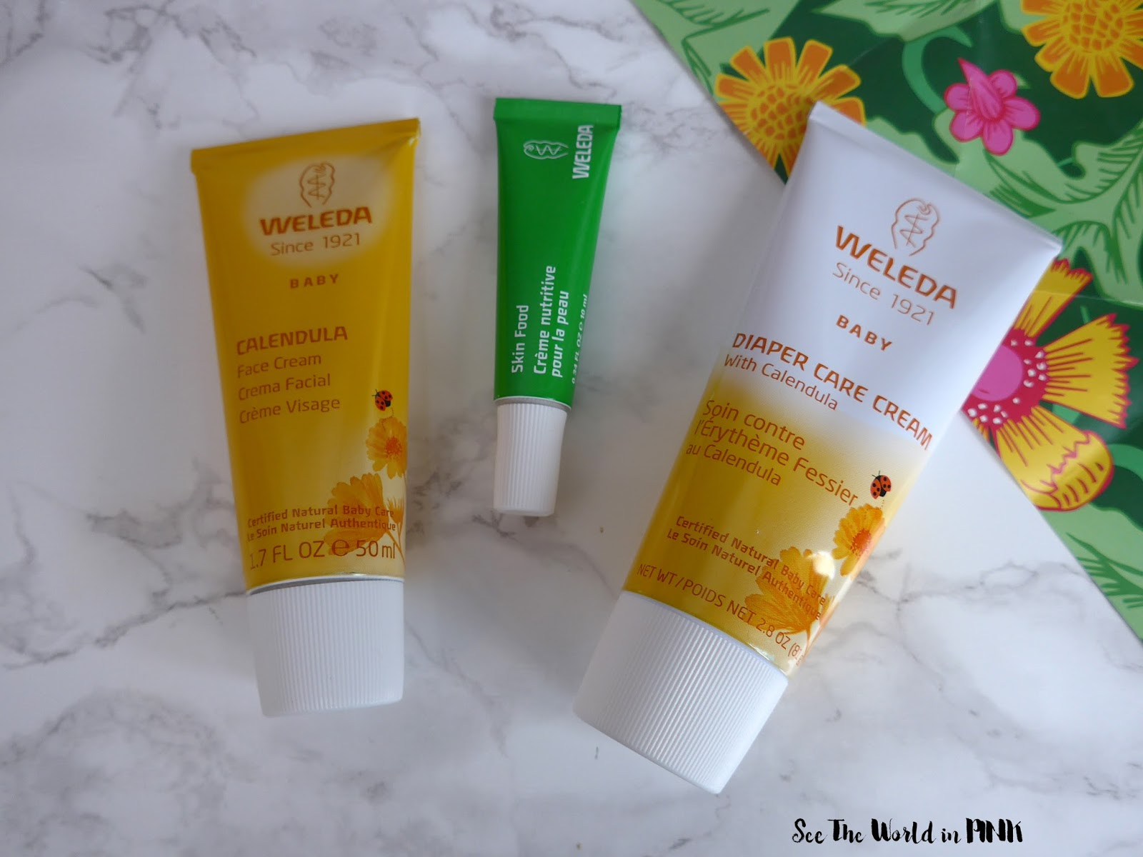 Skincare Sunday - Natural, Organic and Cruelty-free Products for Babies!