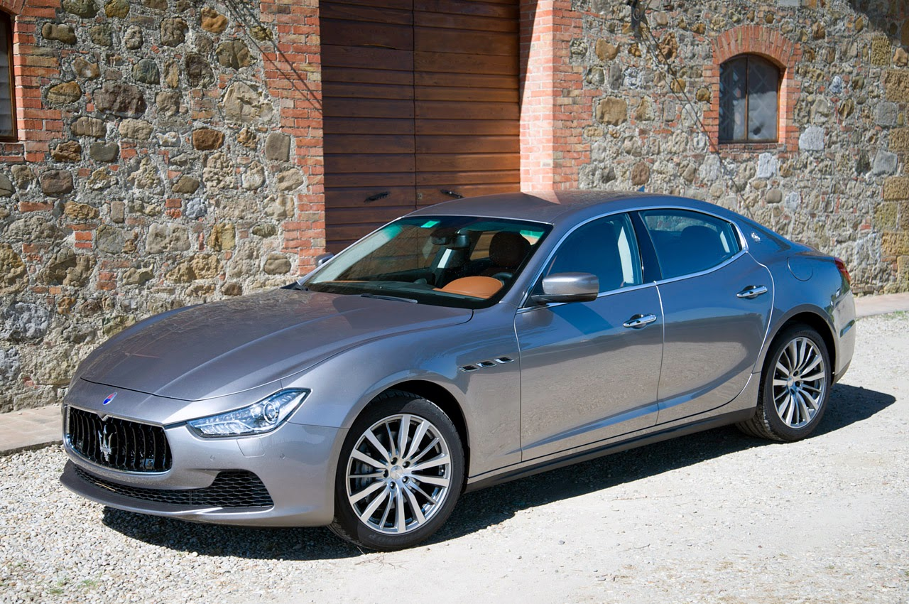 New Car Models: Maserati Ghibli 2014