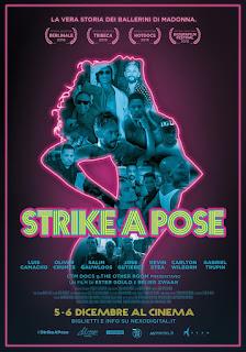 Strike a Pose: bellissimo!  5-6 dicembre al cinema