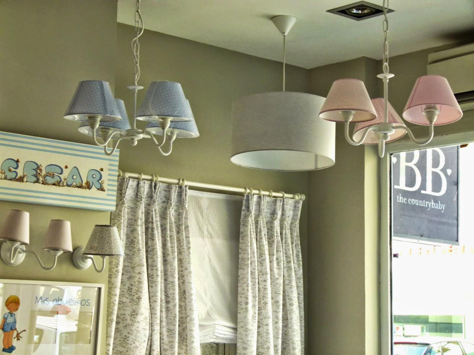 lamparas habitacion niños