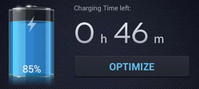 Aplikasi penghemat baterai android - OPTIMIZE