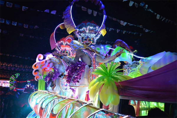 Electric MassKara Festival - Bacolod City Guide