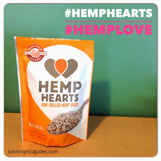 Manitoba Harvest Hemp Hearts Review + Giveaway!!