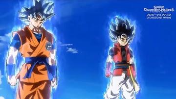 Super Dragon Ball Heroes Episode 29