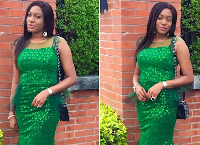 chika ike church look