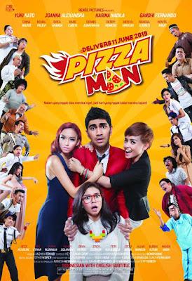 Poster Film Pizza Man