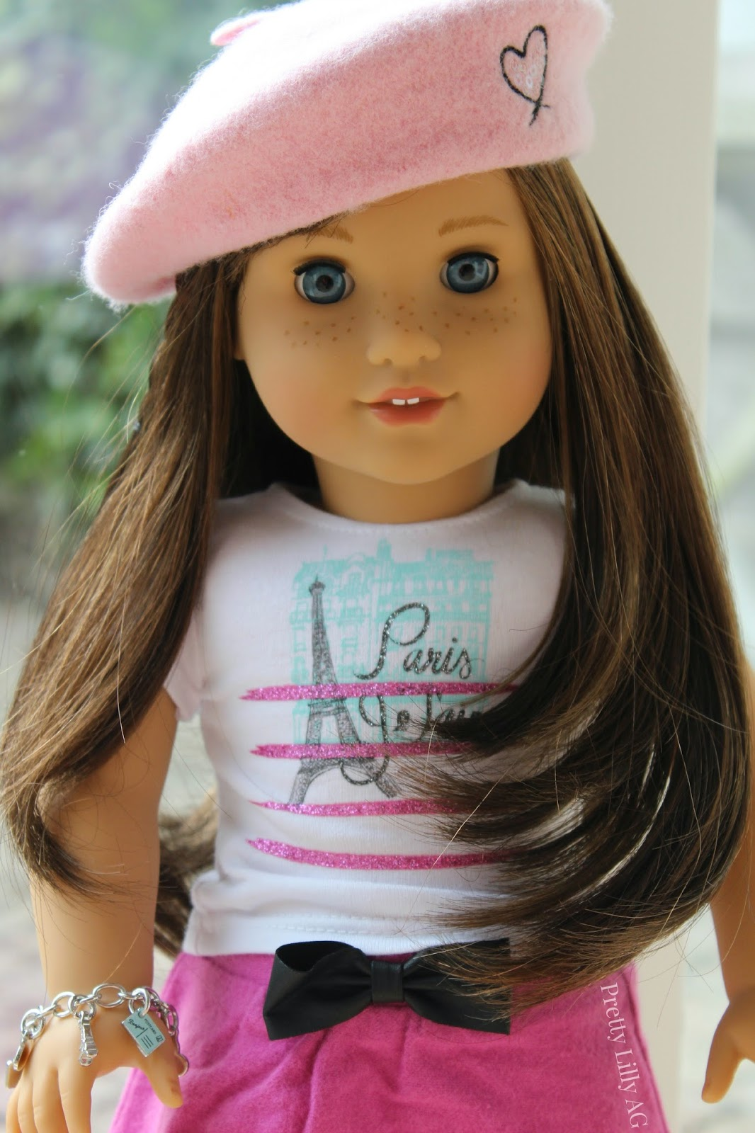 American Girl S New Nasa Advised Doll Is Aspiring: Pretty Lilly An American Girl: Meet Grace