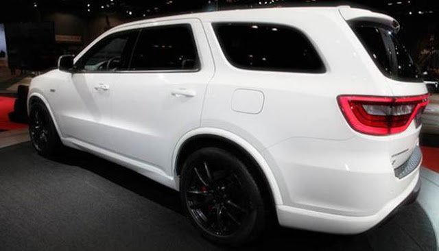 New 2018 Dodge Durango SRT Price