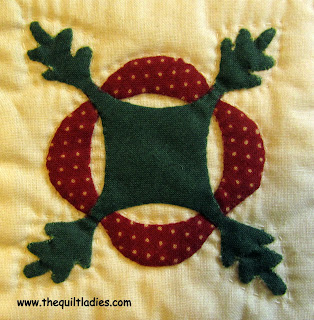 Fall Back with a Little Quilt by The Quilt Ladies